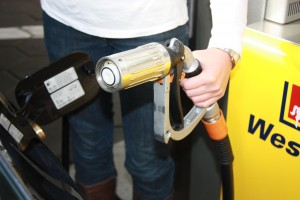 Aus rund jeder 6. Autogas-Zapfpistole in Deutschland fließt Westfalen-Autogas. Foto: Westfalen AG