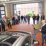 Helma Kuhn-Theis will sich für eine grenzüberschreitende Plattform zum Austausch von Informationen über Automotive-Projekte einsetzen.